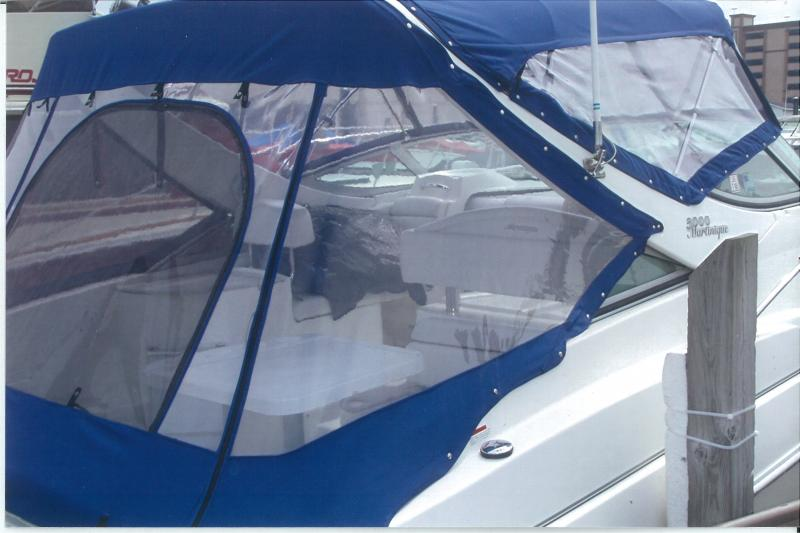 Custom Boat Covers and Repair.